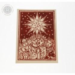 Kartka bożonarodzeniowa -...